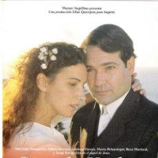 Cine: GUIA ORIGINAL SENCILLA (CUANDO VUELVAS A MI LADO). Lote 133752994