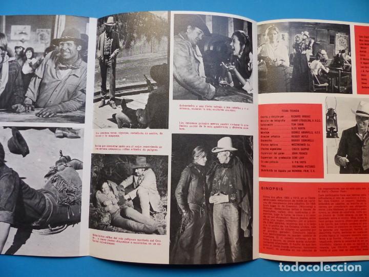 Cine: 18 GUIAS ANTIGUAS DE CINE DIFERENTES, SENCILLAS, DOBLES, TRIPTICAS, VER FOTOS ADICIONALES - Foto 38 - 135195550