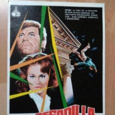 Cine: D-GUIA DE LA PELICULA- PESADILLA DIABOLICA . Lote 138590826