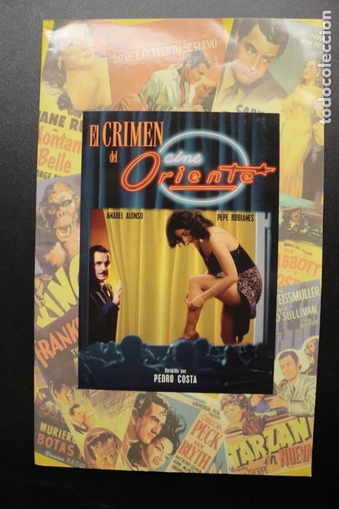 El Crimen Del Cine Oriente Esp 1997 Pedro C Comprar Guias
