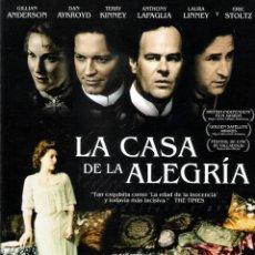 Cine: GUIA ORIGINAL DOBLE (LA CASA DE LA ALEGRIA). Lote 139391962