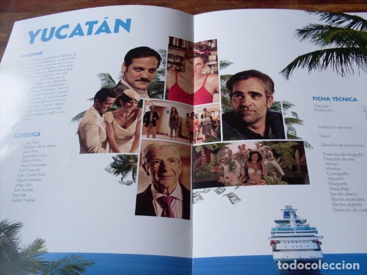 Cine: yucatan - luis tosar, rodrigo de la serna, stephanie cayo, joan pera - guia original fox 2018 - Foto 2 - 194730913