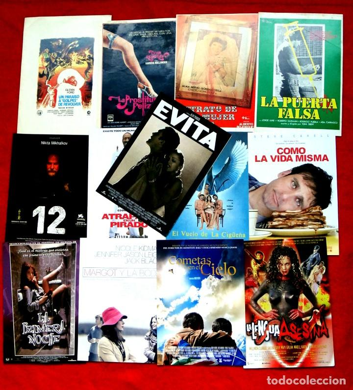 Cine: 100 GUÍAS DE CINE ORIGINALES LA MAYORÍA IMPECABLES - Foto 7 - 139995382
