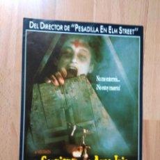 Cinéma: E-GUIA DE LA PELICULA-- LA SERPIENTE Y EL ARCO IRIS. Lote 140411994