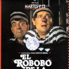 Cine: GUÍA ORIGINAL SENCILLA (EL ROBOBO DE LA JOJOYA). Lote 141884454