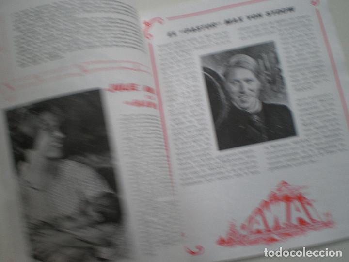 Cine: HAWAI - GUIA PUBLICITARIA CB FILMS 1966// JULIE ANDREWS RICHARD HARRIS MAX VON SYDOW George Roy Hill - Foto 3 - 143386830
