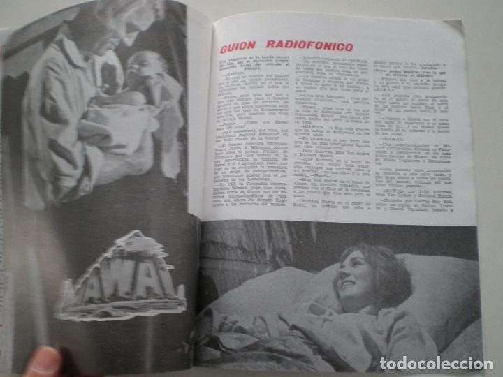 Cine: HAWAI - GUIA PUBLICITARIA CB FILMS 1966// JULIE ANDREWS RICHARD HARRIS MAX VON SYDOW George Roy Hill - Foto 8 - 143386830