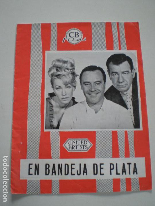 Cine: EN BANDEJA DE PLATA -GUIA CB FILMS 1966// BILLY WILDER JACK LEMMON WALTER MATTHAU The Fortune Cookie - Foto 1 - 143391206