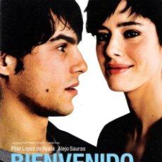 Cine: GUÍA ORIGINAL SENCILLA (BIENVENIDO A CASA). Lote 143489546