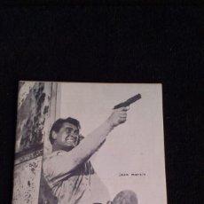 Cine: CARTELERA TURIA Nº 107 1966 JEAN MARAIS. Lote 145841346