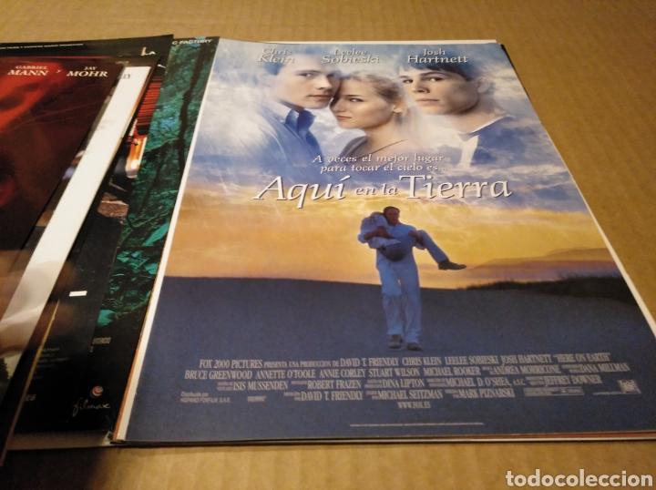 Cine: 19 guias dobles originales de cine 19 guía doble ver fotos - Foto 3 - 146308836