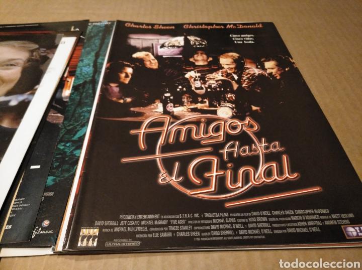 Cine: 19 guias dobles originales de cine 19 guía doble ver fotos - Foto 5 - 146308836