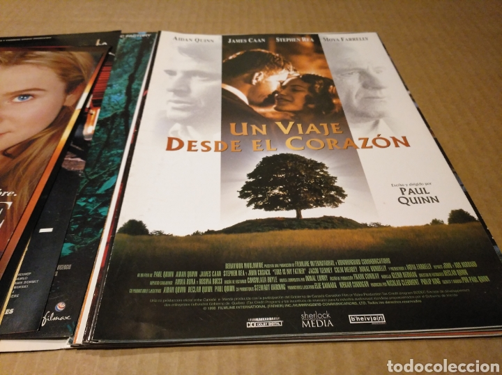 Cine: 19 guias dobles originales de cine 19 guía doble ver fotos - Foto 9 - 146308836