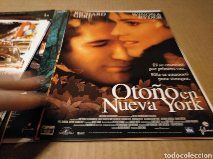 Cine: 19 guias dobles originales de cine 19 guía doble ver fotos - Foto 11 - 146308836