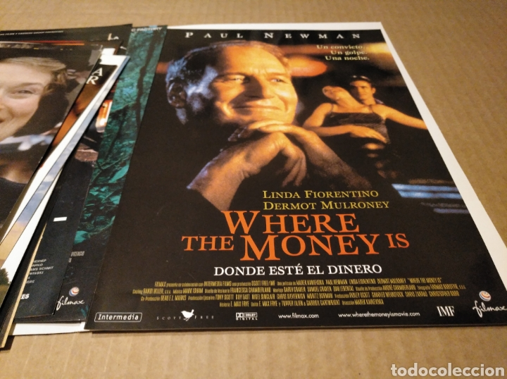 Cine: 19 guias dobles originales de cine 19 guía doble ver fotos - Foto 16 - 146308836