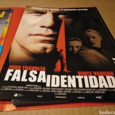 Cine: 16 GUIAS DOBLES ORIGINALES DE CINE 16 GUÍA DOBLE VER FOTOS. Lote 146309310