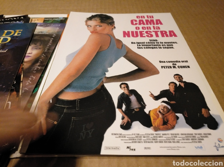 Cine: 16 guia doble cine 16 guias originales de cine - Foto 3 - 146409145