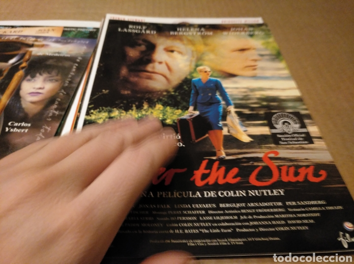 Cine: 16 guia doble cine 16 guias originales de cine - Foto 9 - 146409145