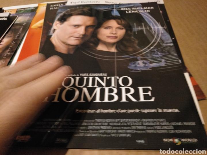 Cine: 16 guia doble cine 16 guias originales de cine - Foto 12 - 146409145