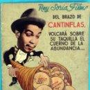 Cine: GUIA CATALOGO REY SORIA FILMS , TEMPORADA 1945 1946 , VER FOTOS , ORIGINAL. Lote 146409250