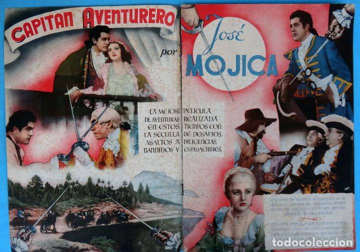 Cine: GUIA CATALOGO REY SORIA FILMS , TEMPORADA 1945 1946 , VER FOTOS , ORIGINAL - Foto 2 - 146409250