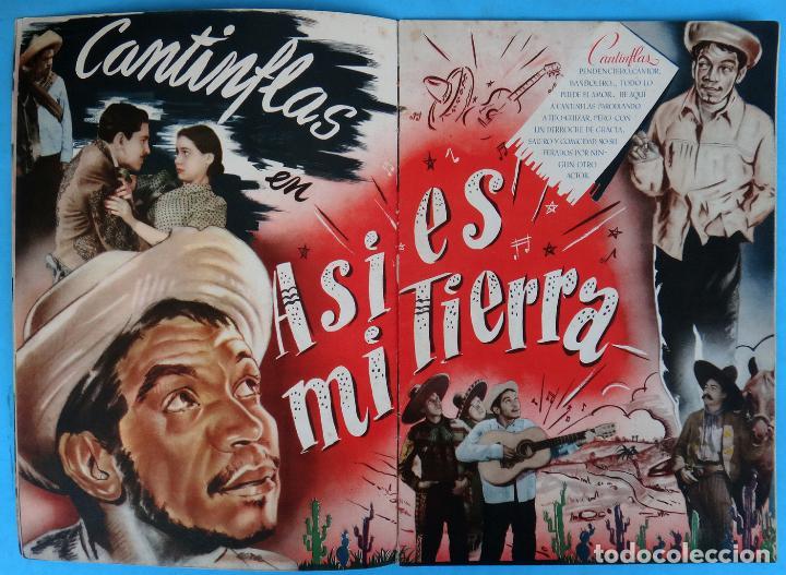 Cine: GUIA CATALOGO REY SORIA FILMS , TEMPORADA 1945 1946 , VER FOTOS , ORIGINAL - Foto 4 - 146409250