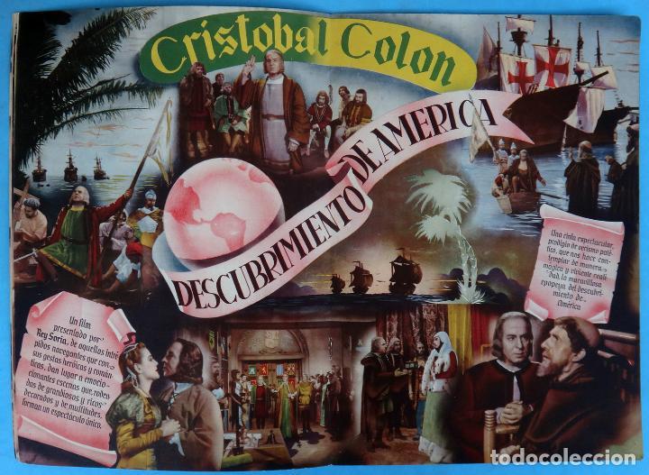 Cine: GUIA CATALOGO REY SORIA FILMS , TEMPORADA 1945 1946 , VER FOTOS , ORIGINAL - Foto 5 - 146409250