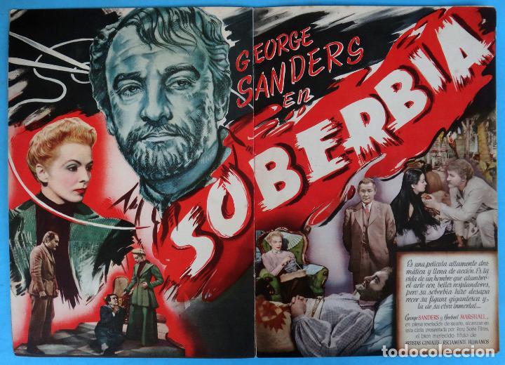 Cine: GUIA CATALOGO REY SORIA FILMS , TEMPORADA 1945 1946 , VER FOTOS , ORIGINAL - Foto 6 - 146409250