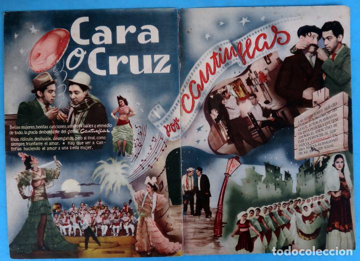 Cine: GUIA CATALOGO REY SORIA FILMS , TEMPORADA 1945 1946 , VER FOTOS , ORIGINAL - Foto 8 - 146409250