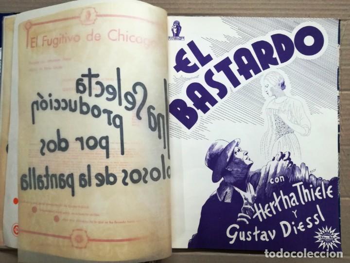 Cine: GRAN CATALOGO DE CINE 1934-1935.BAVARIA FILM.18 PELICULAS BUEN ESTADO MUY RARO.VER FOTOS - Foto 8 - 146992114