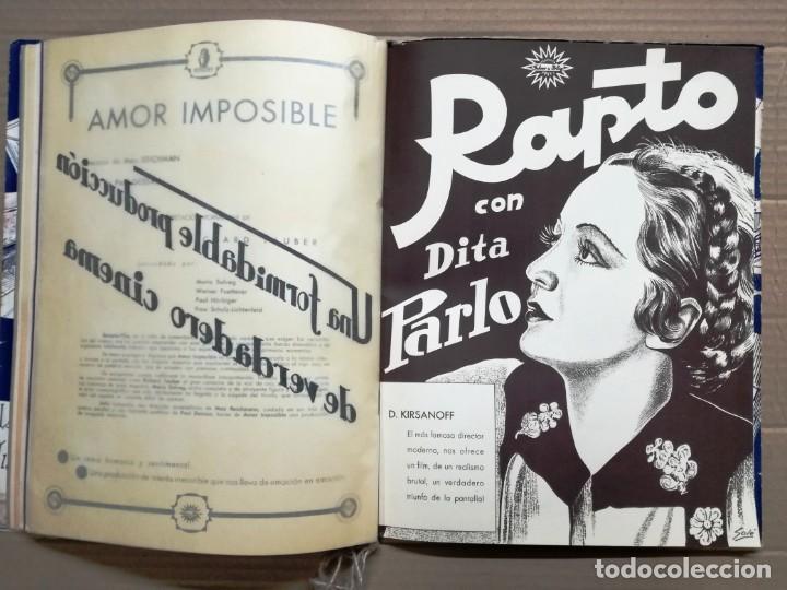 Cine: GRAN CATALOGO DE CINE 1934-1935.BAVARIA FILM.18 PELICULAS BUEN ESTADO MUY RARO.VER FOTOS - Foto 15 - 146992114
