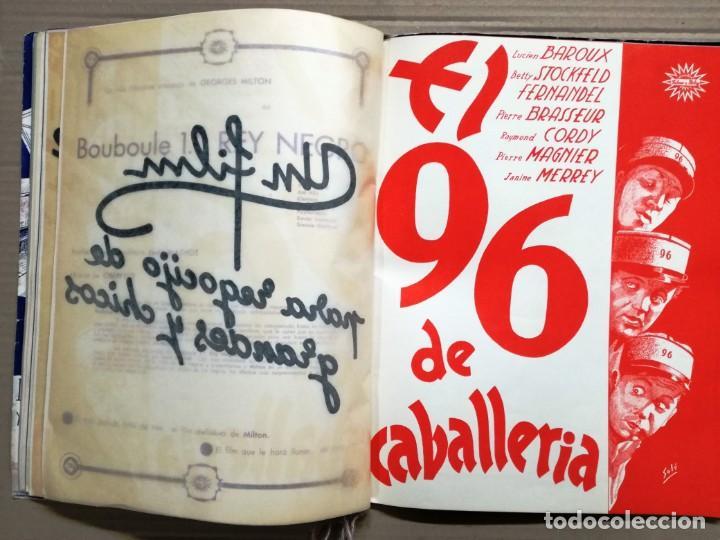 Cine: GRAN CATALOGO DE CINE 1934-1935.BAVARIA FILM.18 PELICULAS BUEN ESTADO MUY RARO.VER FOTOS - Foto 18 - 146992114