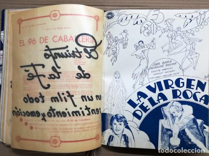 Cine: GRAN CATALOGO DE CINE 1934-1935.BAVARIA FILM.18 PELICULAS BUEN ESTADO MUY RARO.VER FOTOS - Foto 19 - 146992114