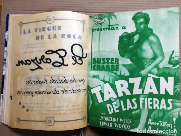 Cine: GRAN CATALOGO DE CINE 1934-1935.BAVARIA FILM.18 PELICULAS BUEN ESTADO MUY RARO.VER FOTOS - Foto 20 - 146992114