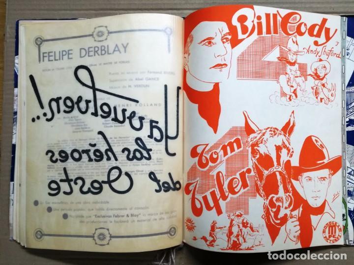 Cine: GRAN CATALOGO DE CINE 1934-1935.BAVARIA FILM.18 PELICULAS BUEN ESTADO MUY RARO.VER FOTOS - Foto 22 - 146992114