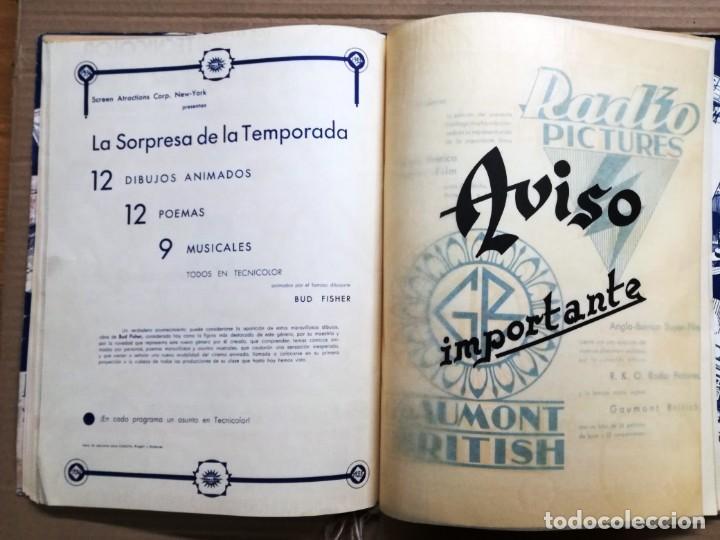 Cine: GRAN CATALOGO DE CINE 1934-1935.BAVARIA FILM.18 PELICULAS BUEN ESTADO MUY RARO.VER FOTOS - Foto 25 - 146992114