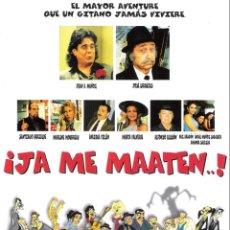 Cine: GUÍA ORIGINAL DOBLE (JA ME MAATEN)-ENERO 2019-. Lote 146994634
