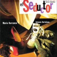 Cine: GUÍA ORIGINAL SENCILLA (EL SEDUCTOR)-ENERO 2019-. Lote 147151698