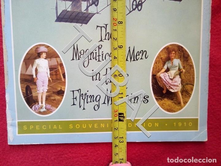 Cine: TUBAL 1965 AQUELLOS CHALADOS EN SUS LOCOS CACHARROS THE COMPLETE STORY 400 GRS - Foto 2 - 148481494