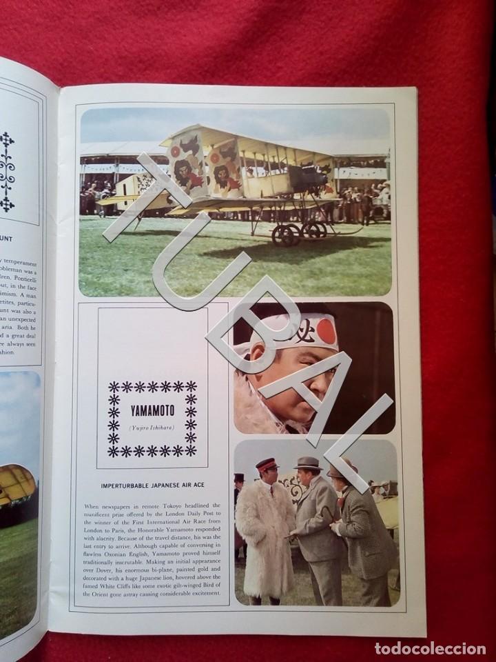 Cine: TUBAL 1965 AQUELLOS CHALADOS EN SUS LOCOS CACHARROS THE COMPLETE STORY 400 GRS - Foto 6 - 148481494