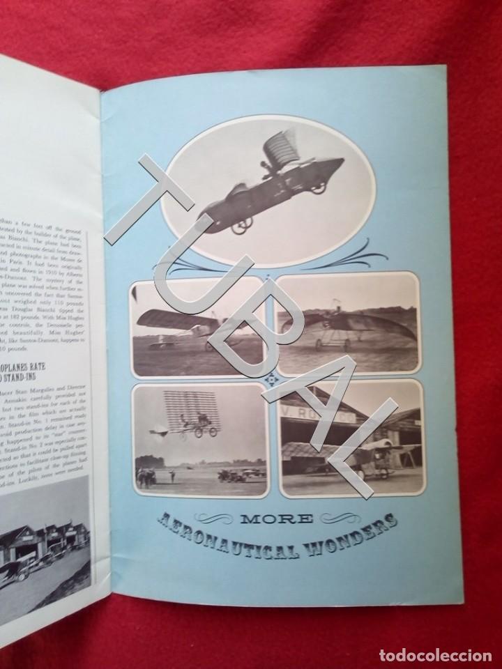 Cine: TUBAL 1965 AQUELLOS CHALADOS EN SUS LOCOS CACHARROS THE COMPLETE STORY 400 GRS - Foto 7 - 148481494