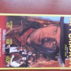 Cine: GUIA CINE 2 HOJAS: LA PUÑALADA VADIM ALVES Y RENOIR. Lote 148961836