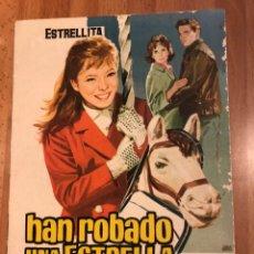Cine: GUIA HAN ROBADO UNA ESTRELLA.ESTRELLITA SPARTACO SANTONI. Lote 151720650