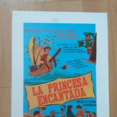 Cinéma: A-GUIA DE LA PELICULA -: LA PRINCESA ENCANTADA. Lote 152188986