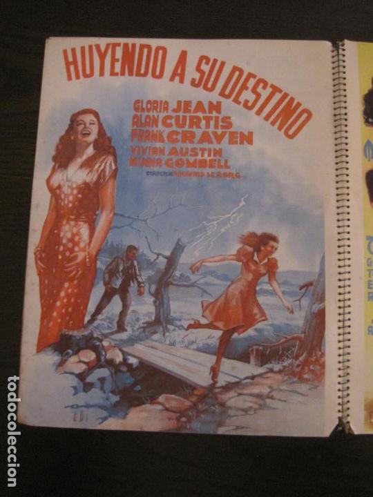Cine: CATALOGO DE CINE-UNIVERSAL FILMS ESPAÑOLA S.A.-TEMPORADA 1946-VER FOTOS(V-15.956) - Foto 7 - 152207810