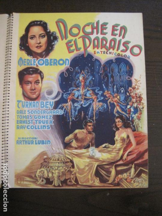 Cine: CATALOGO DE CINE-UNIVERSAL FILMS ESPAÑOLA S.A.-TEMPORADA 1946-VER FOTOS(V-15.956) - Foto 8 - 152207810