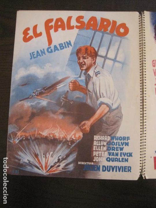 Cine: CATALOGO DE CINE-UNIVERSAL FILMS ESPAÑOLA S.A.-TEMPORADA 1946-VER FOTOS(V-15.956) - Foto 9 - 152207810