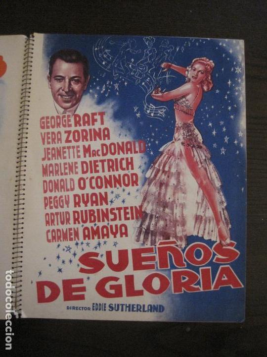 Cine: CATALOGO DE CINE-UNIVERSAL FILMS ESPAÑOLA S.A.-TEMPORADA 1946-VER FOTOS(V-15.956) - Foto 10 - 152207810
