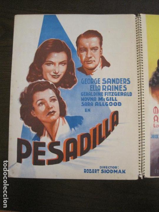 Cine: CATALOGO DE CINE-UNIVERSAL FILMS ESPAÑOLA S.A.-TEMPORADA 1946-VER FOTOS(V-15.956) - Foto 11 - 152207810