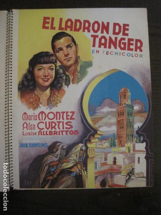 Cine: CATALOGO DE CINE-UNIVERSAL FILMS ESPAÑOLA S.A.-TEMPORADA 1946-VER FOTOS(V-15.956) - Foto 12 - 152207810